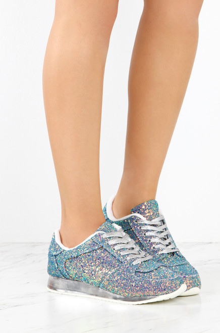 clearance purchase Cosmic Playground - Blue Iridescent best sale online yPSdgPEHq