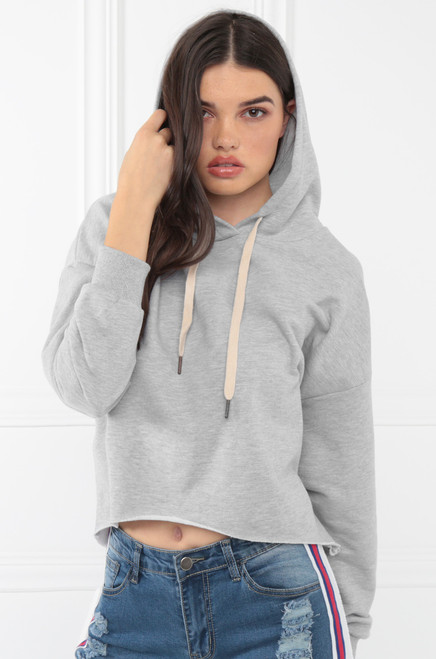 Day Off Hoodie - Grey