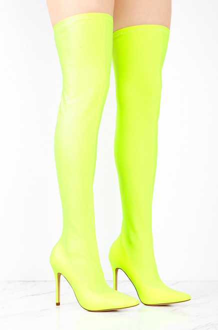 Show Off - Neon Yellow