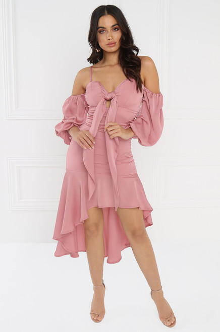 Speechless Dress - Pink