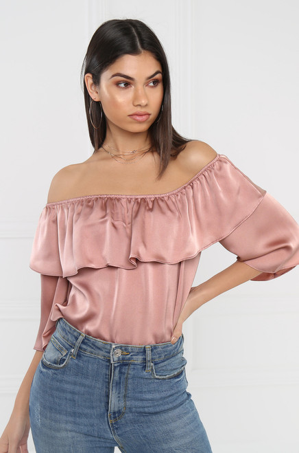 Make It Yours Top - Blush