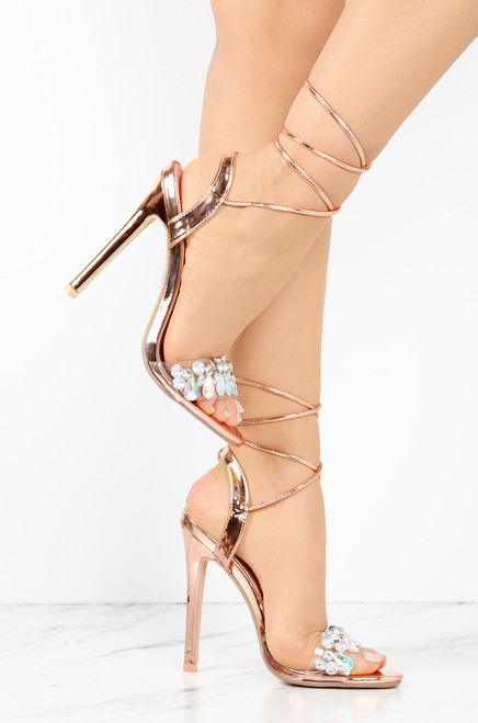 Crowned Jewel - Rose Gold