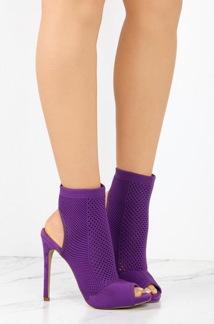 Hey Jealousy - Purple