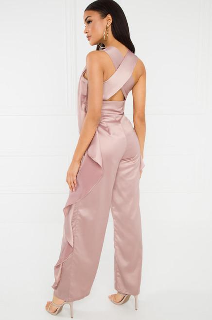 Je t'aime Jumpsuit - Pink