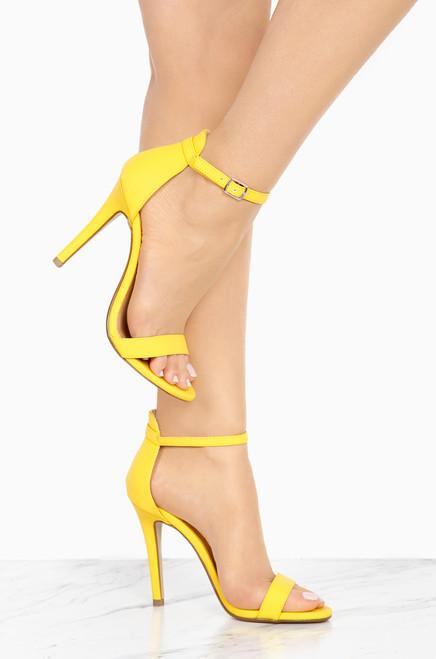 Thinkin' Bout You - Yellow PU