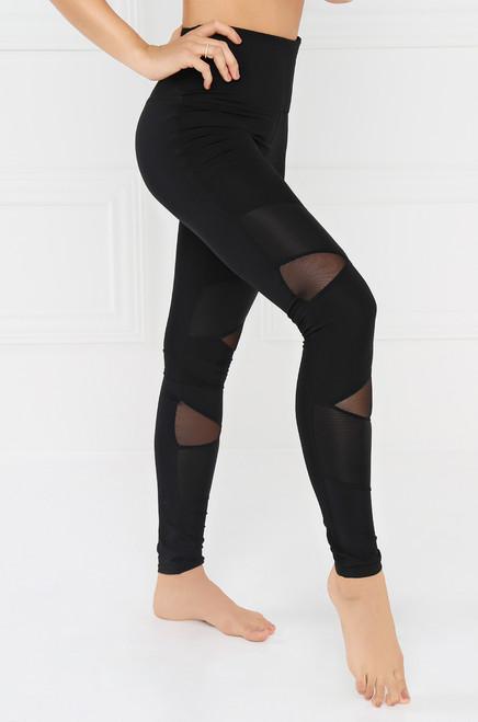Move Your Body Legging - Black
