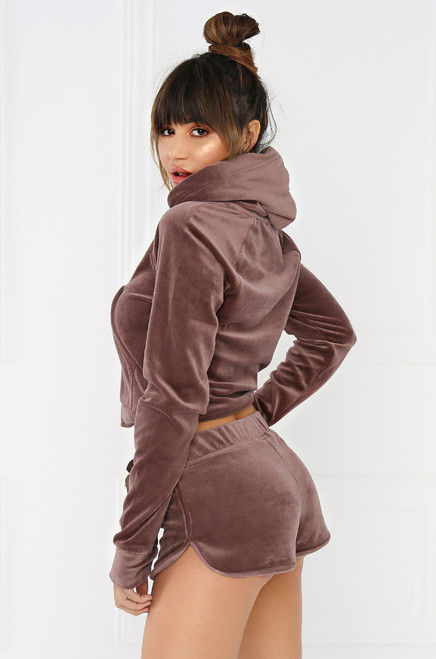 Fit & Finesse Pullover - Mauve