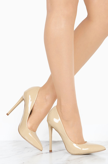 Hard Candy - Nude Patent footlocker cheap price 8VQfHxEGE