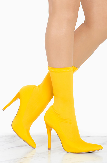 Power Trip - Yellow