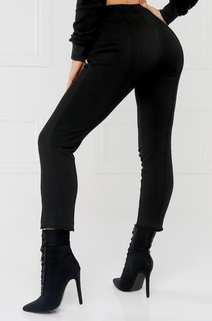 Fit Formation Sweatpant - Black