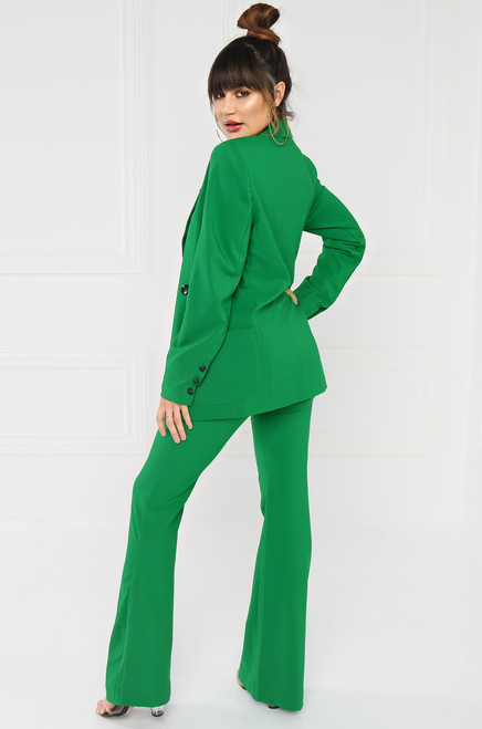 City-Born Blazer - Green