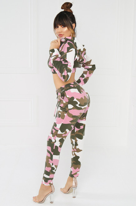 Gotchya Good Set - Pink Camo
