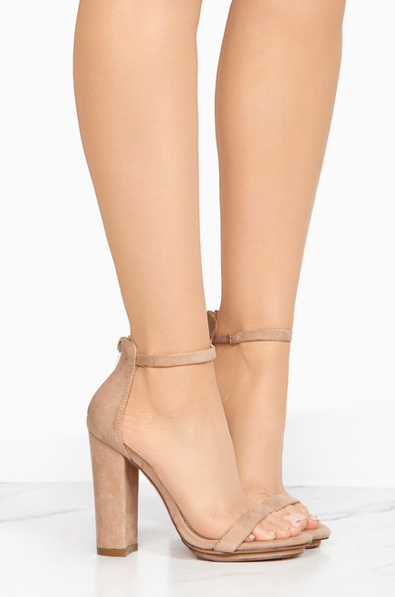 Come Up - Nude Suede