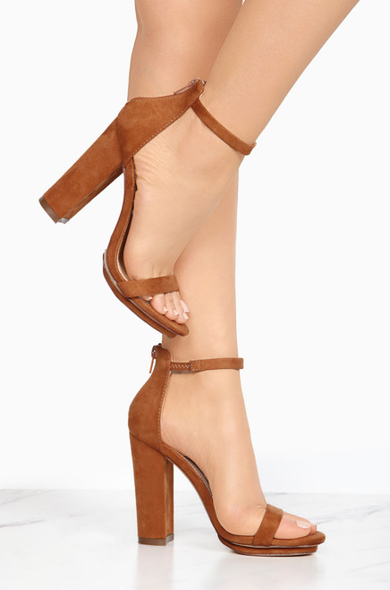Come Up - Tan Suede