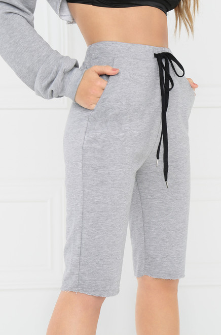 Not So Sporty Sweatpant - Grey