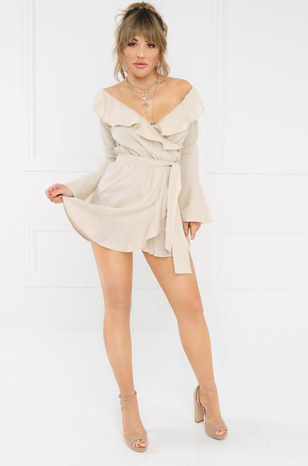 Sahara Dreams Dress - Ivory