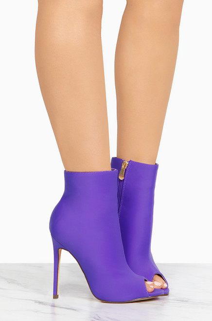 Verified - Purple
