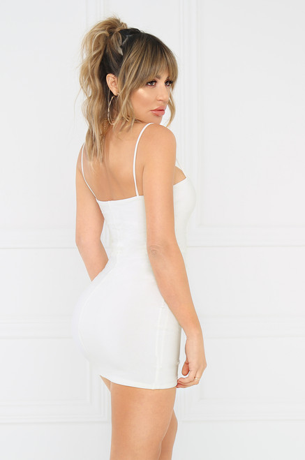 One & Only Dress - White