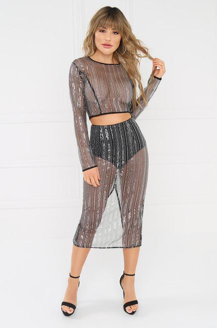 New Muse Skirt - Black