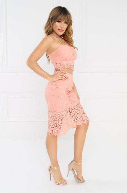 Flawlessly Yours Set - Peach