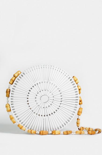 Beachwood Handbag - White