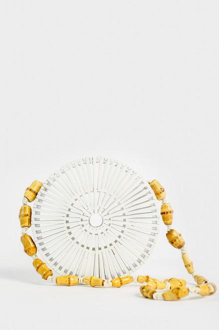 Beachwood Handbag Mini - White