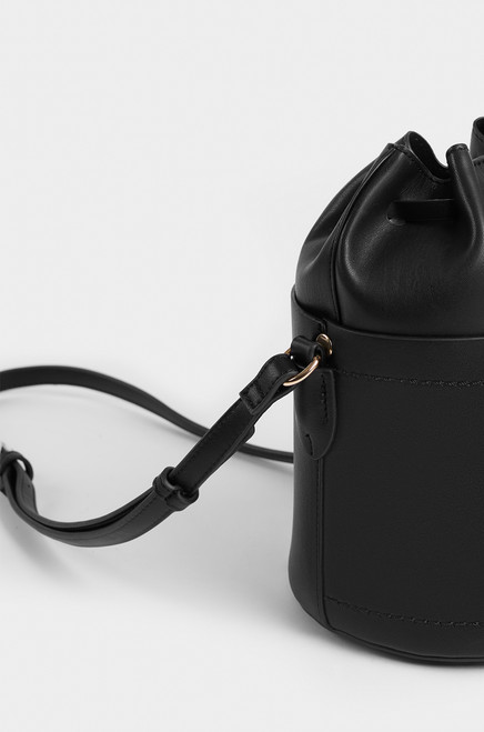 Malibu Bucket Bag - Black