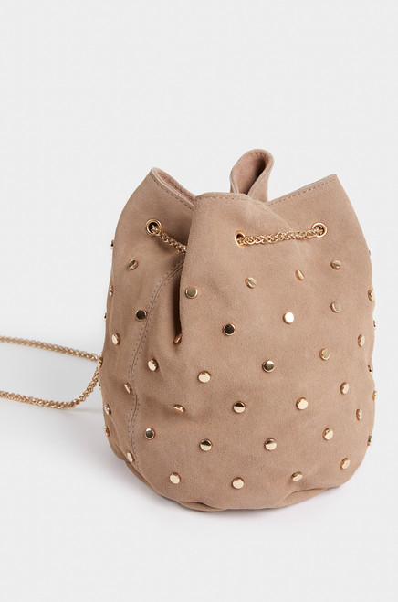 Brea Bucket Bag - Natural