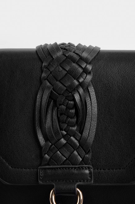 Coronado Crossbody - Black