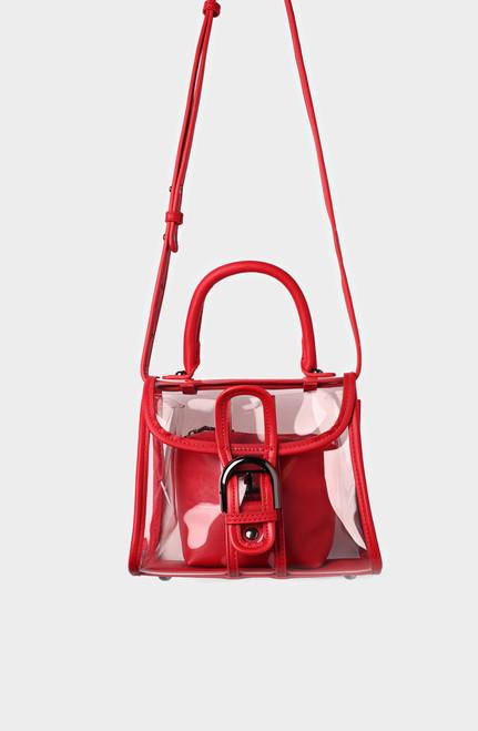 Gigi Handbag - Red