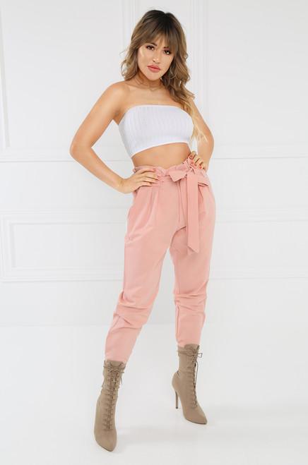 Good Karma Pant - Pink