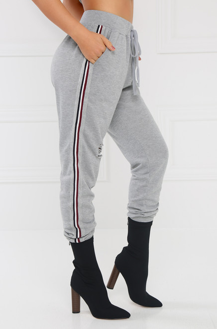 Get Busy Sweatpant - Grey