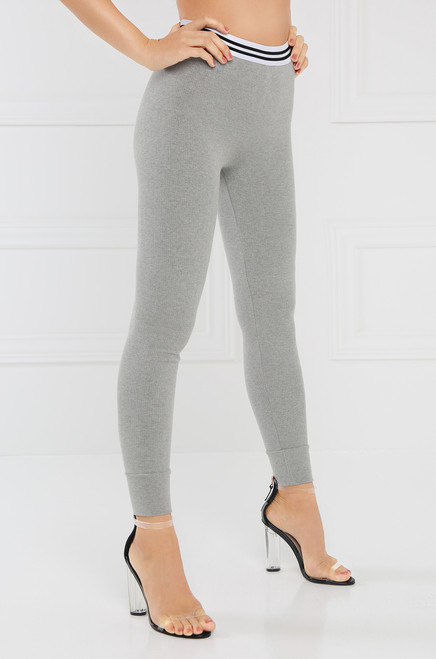 Killin' It Legging - Grey