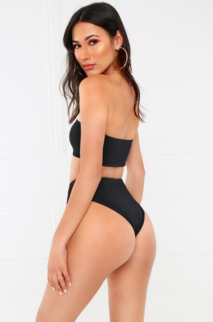 Private Island Bikini Set - Black