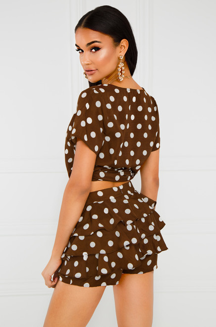 Sun-Drenched Set - Brown