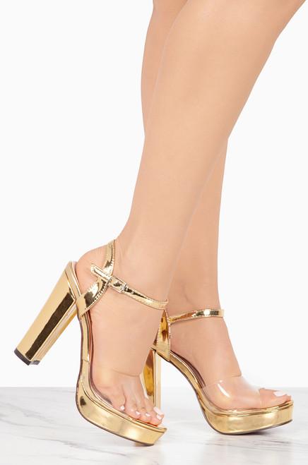 Flaunt - Gold