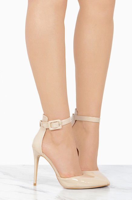 First Like - Nude Patent