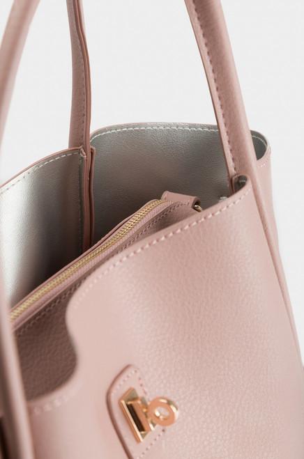 Rowan Handbag - Blush
