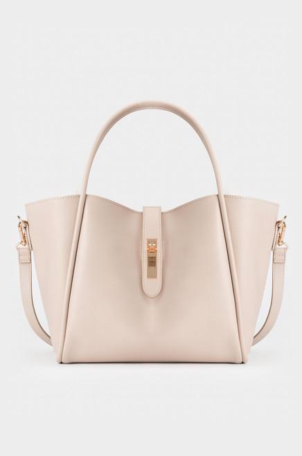 Rowan Handbag - Natural