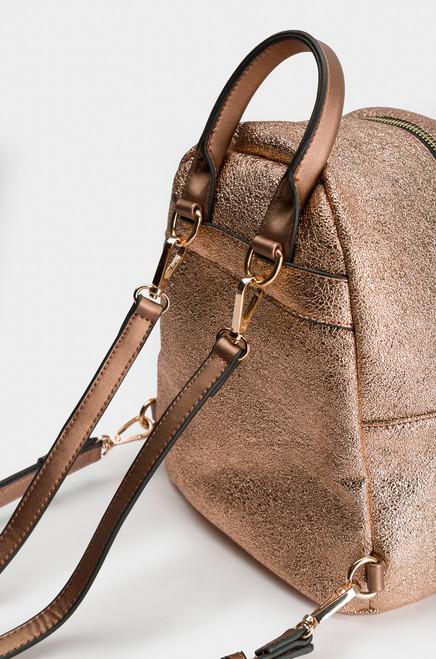 Maci Backpack - Rose Gold