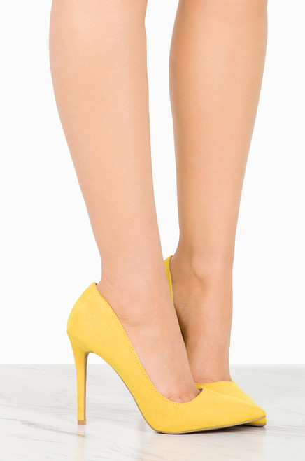 Forever More - Yellow Suede