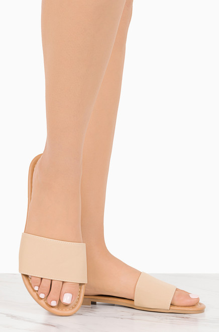 Day-To-Day - Nude Nubuck