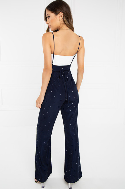 Center of the Universe Jumper - Navy