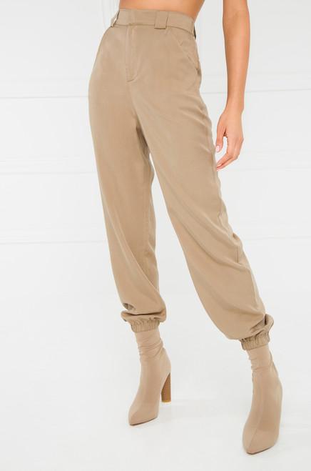 Modern Classic Pant - Tan