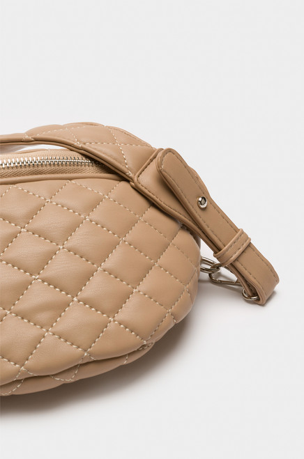 Fifth Avenue Belt Bag - Beige