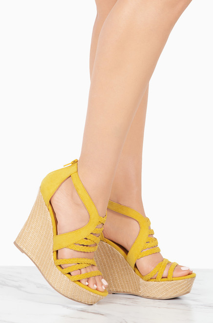 Cool Down - Yellow Suede