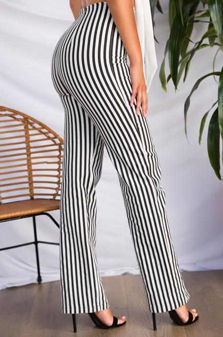 As If Pant - Stripe