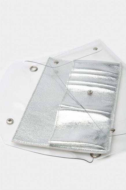 Bijou Crossbody - Silver
