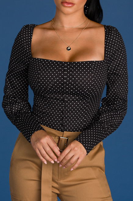 Sevigny Top - Black