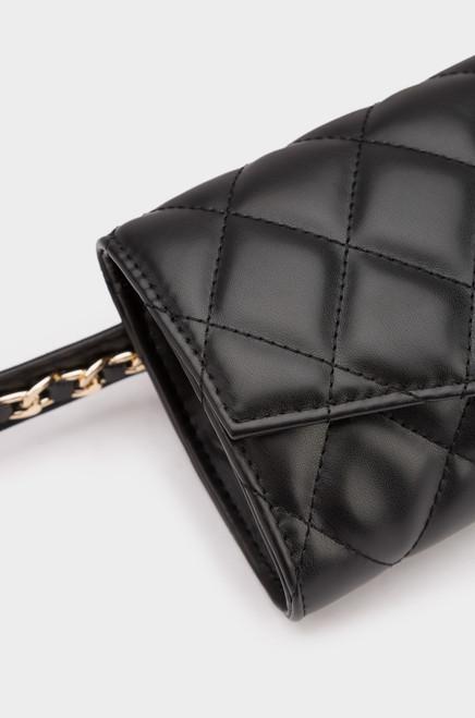 Bryn Belt Bag - Black